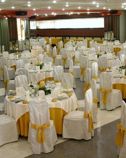 The function rooms at the Sercotel Cuatro Postes Hotel are ...