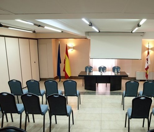 Meeting Rooms - Cuatro Postes Sercotel Hotel